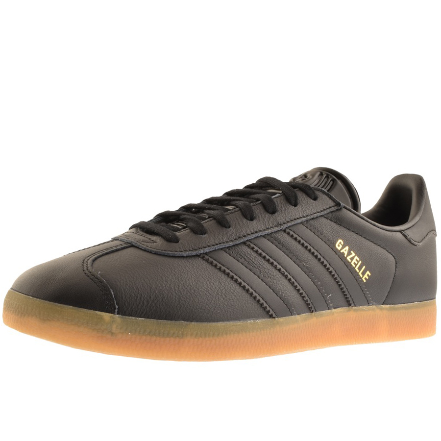 Main Product Image for adidas Originals Gazelle Trainers Black